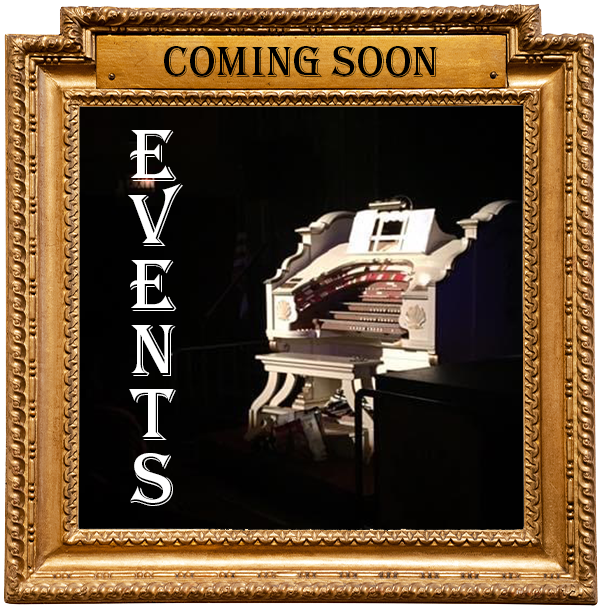 Coming Soon - Events
